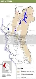 map,Perak