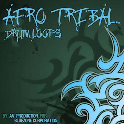Afro Tribal Drum Loops