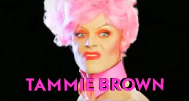 TAMMIE BROWN!