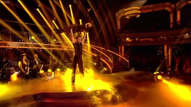 Strictly Come Dancing 10 – Final (1) | The mighty mighty