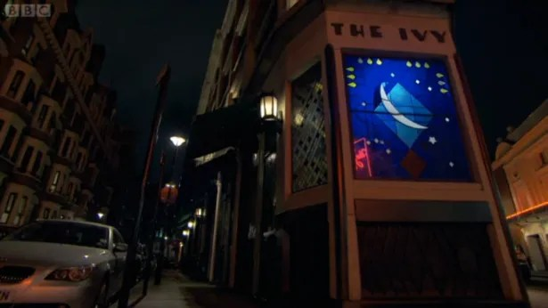 THE IVY!