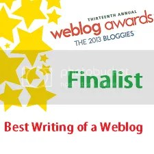 Bloggies Finalist