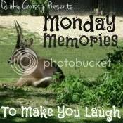 Monday Memories