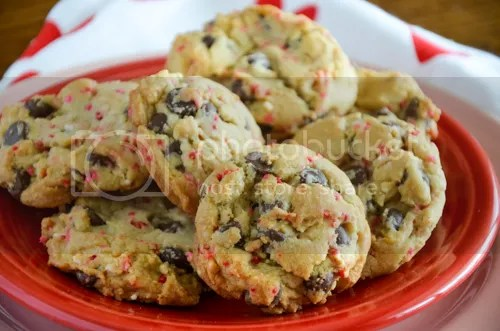 Sweet Chocolate Chip Cookie Bites | http://mybakingheart.com