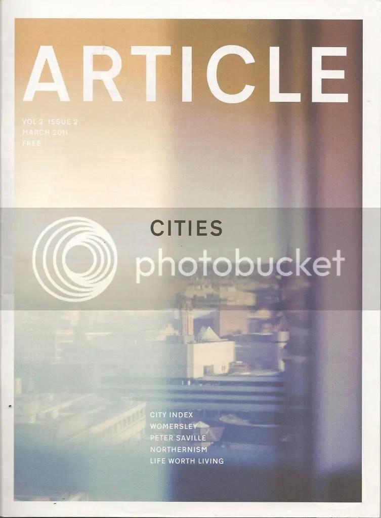 Article Magazine