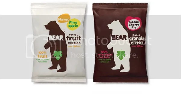 Bear Fruit Packaging