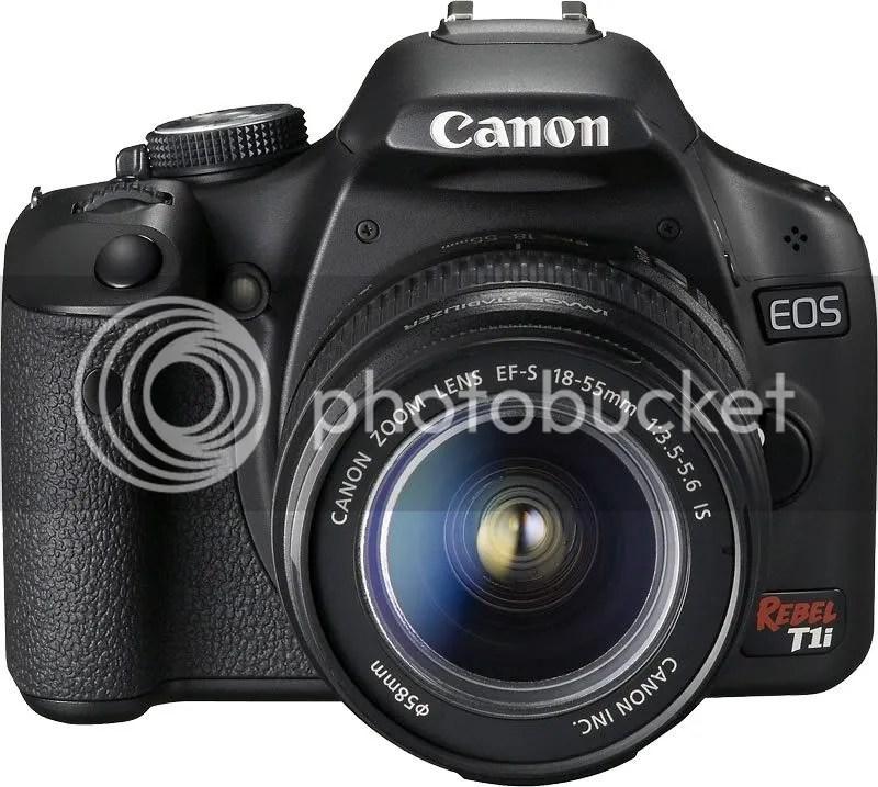 My Camera - Canon 500D