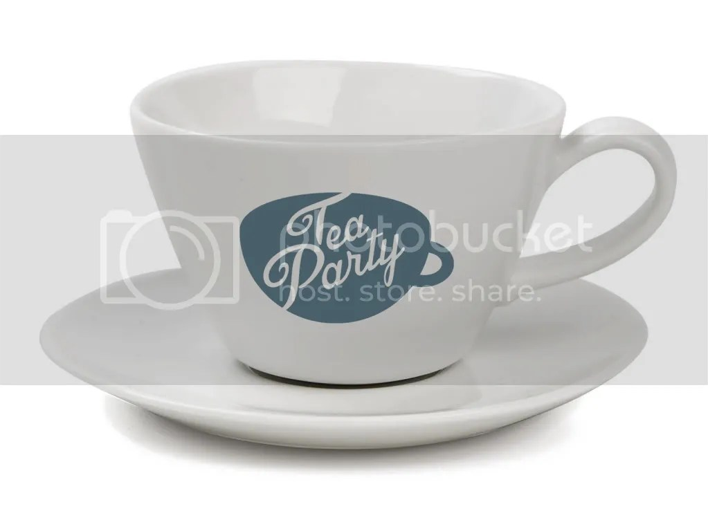 Cup and Saucer Logo 2