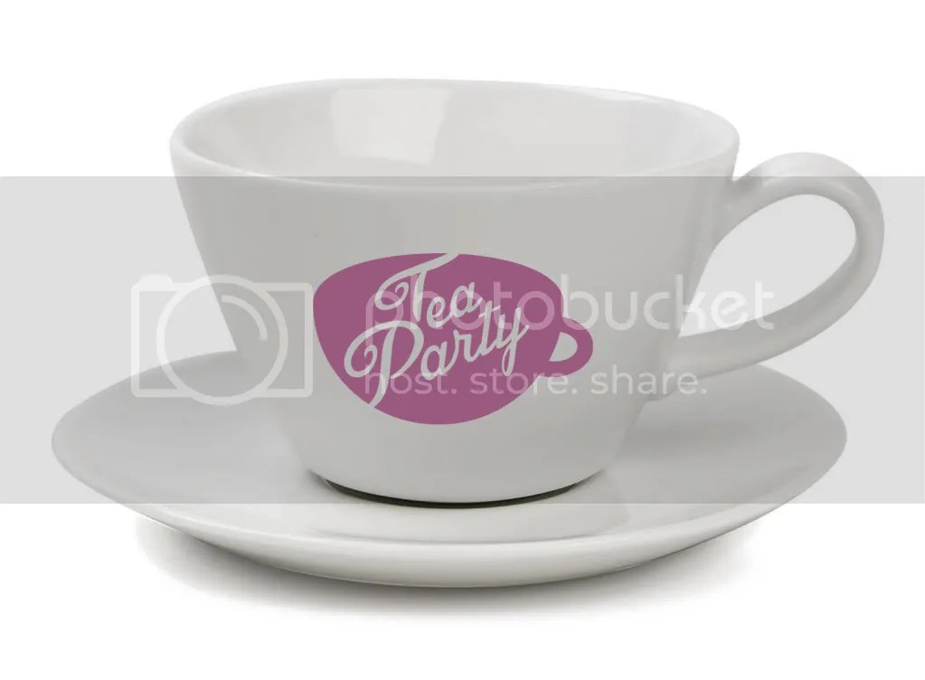Cup and Saucer Logo 3