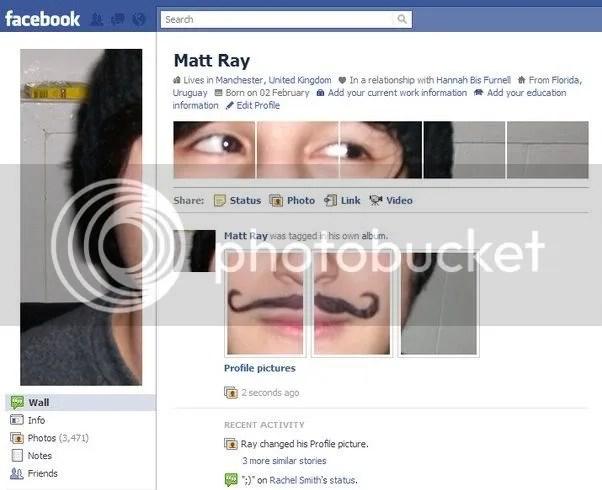 Facebook Picture Slicing