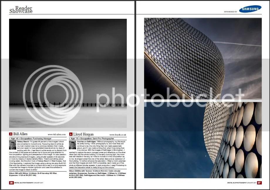 InDesign Magazine Layout
