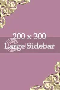 Large Sidebar Ad