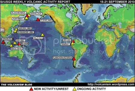 SI/USGS Weekly Volcanic Activity Report 15-21 September 2010