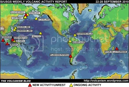 SI/USGS Weekly Volcanic Activity Report 22-28 September 2010