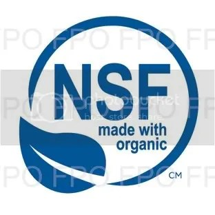 NSF Personal Care Logo