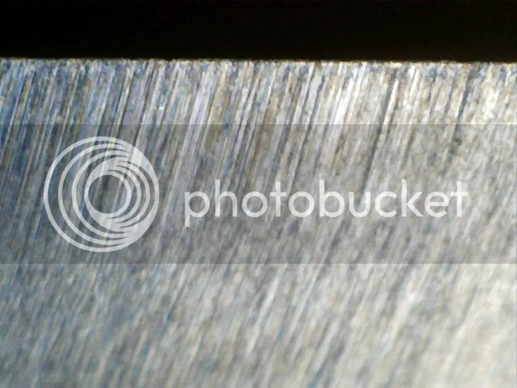 WEPS Shapton Pro 5K - Scrubbing B