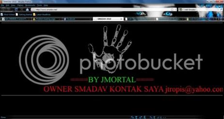Deface SMADAV.net