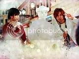 boys over flowers,boys over flowers wallpaper,jan di,yoon ji hoo,kim hyun joong