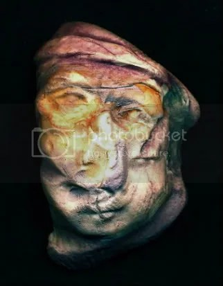 Artwork by sculptor Theo Junior - 2009