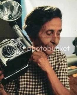 Photojournalist, Homai Vyarawalla