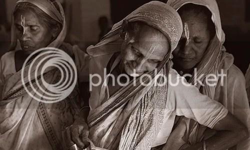 Widows of Vrindavan, India