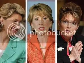 Politico - GOP Vice-Presidental women frontruners
