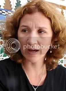 Yamila Gonzalez Ferrer. Image: trabajadores.cu