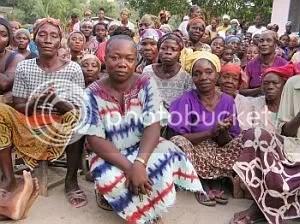 Liberian women activists