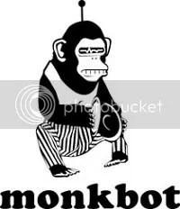 Monkbot Logo