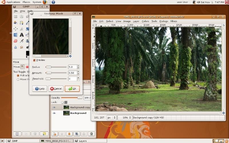 GIMP best