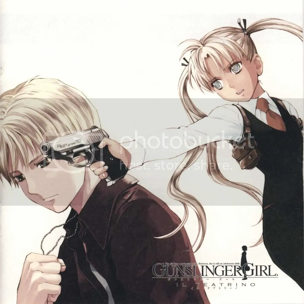 Gunslinger Girl Il Teatrino Original Soundtrack