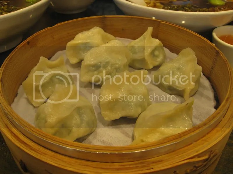 Taiwan food SOGO dumplings
