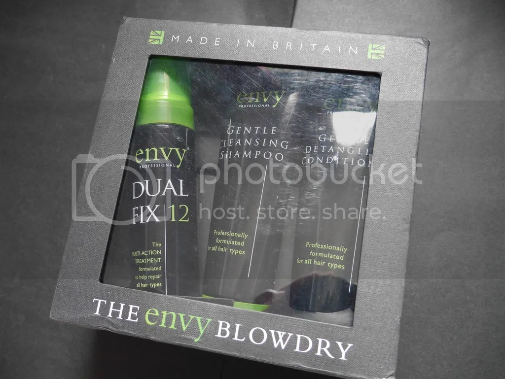 Envy haircare Britain