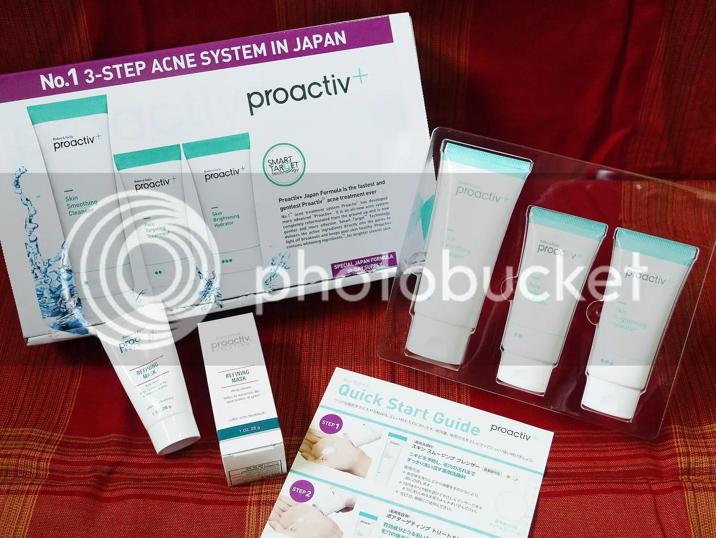 Proactiv Japan Skincare - Blackbox SG [Viktoria Jean]
