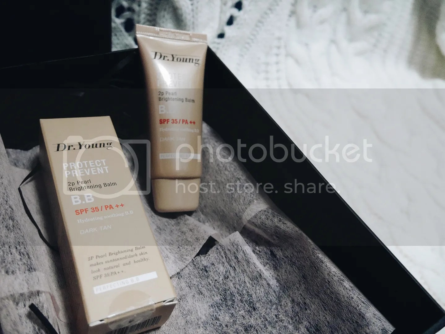Dr Young BB Cream Skincare BlackBox SG