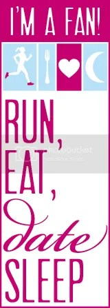 Run, Eat, Date, Sleep
