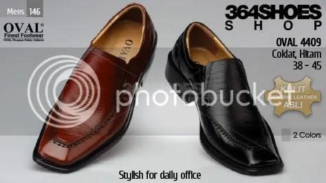 Sepatu Pria OVAL 4409