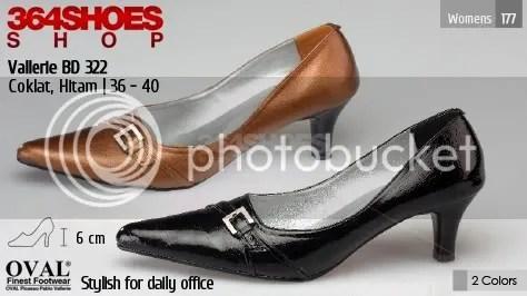 Sepatu Wanita VALLERIE BD 322