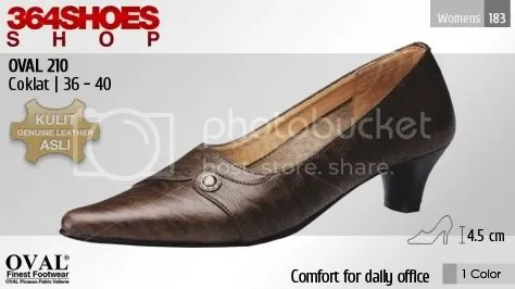 Sepatu Wanita OVAL 210