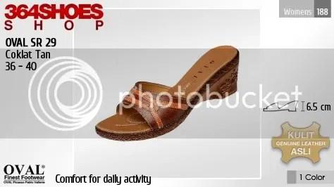 Sandal Wanita OVAL SR 29