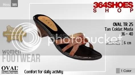 Sandal Wanita OVAL TR 25