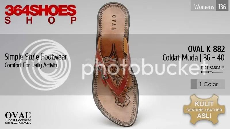 Sandal Wanita OVAL K 882