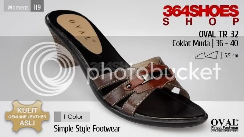 Sandal Wanita OVAL TR 32
