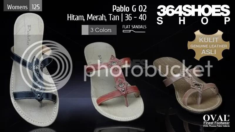 Sandal Wanita PABLO G 02
