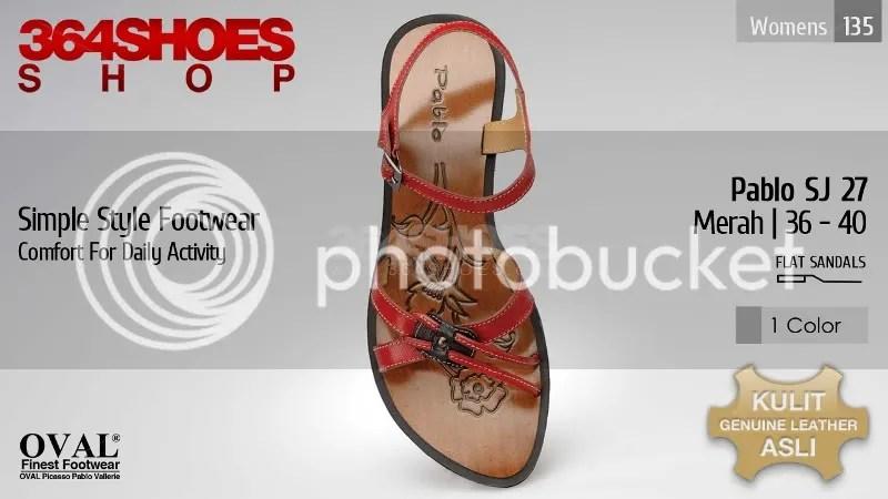 Sandal Wanita PABLO SJ 27