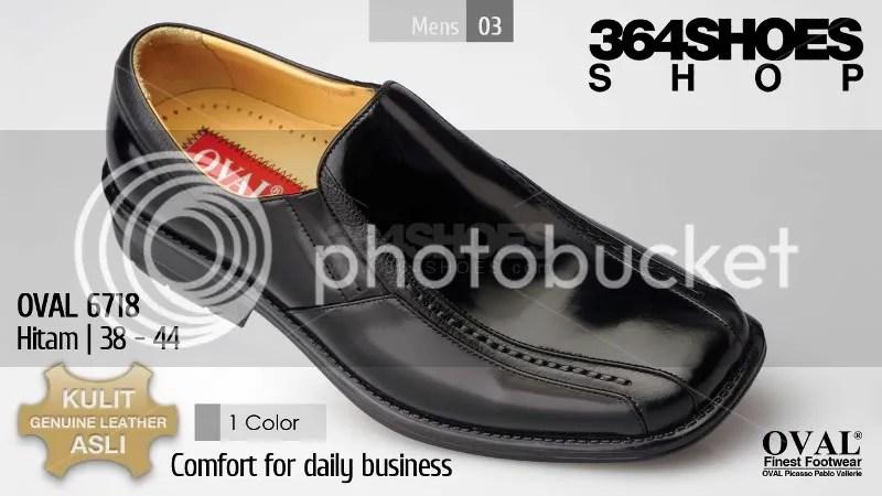 Sepatu Pria OVAL 6718