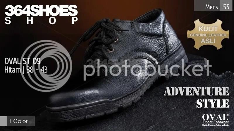 Sepatu Pria OVAL ST 09