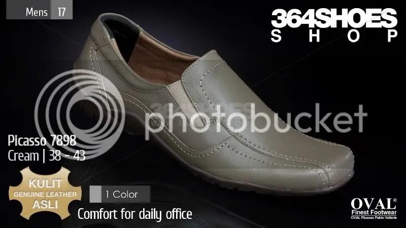 Sepatu Pria PICASSO 7898