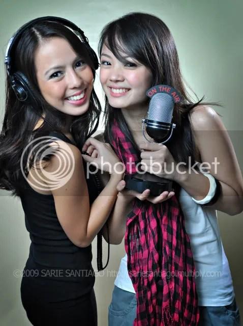 Jessica and Andi