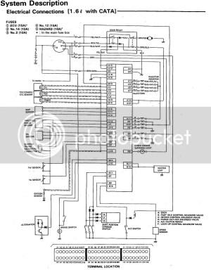 D16z6 into ef fuel system wiring  HondaTech  Honda